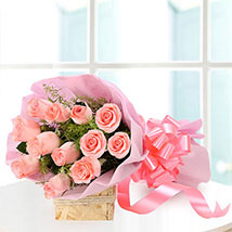 Elegance: Send Roses to Noida
