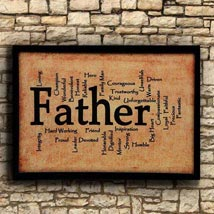 Father Frame For Dad: Gifts to Adoni