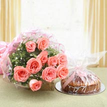 Filled with Love Hamper: Buy Dry Cakes