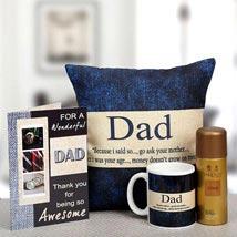 For My Wonderful Dad: Gift Hampers Bengaluru