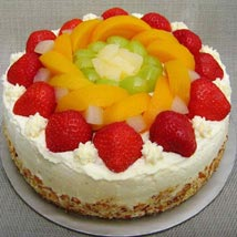 Fresh Fruit Gateau: Fresh Fruit Cakes