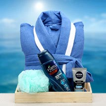 Freshness Redefined: Fathers Day Gift Hampers