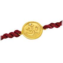 Gesture of Flawless Bond: Send Gold Rakhi