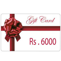 Gift Card 6000: Send Gift Cards