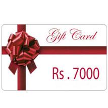 Gift Card 7000: Wedding Gifts Tirupur