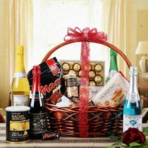 Glee of Exotic Gourmet: House Warming Gift Baskets