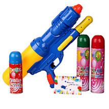Guns N Sprays: Pichkaris