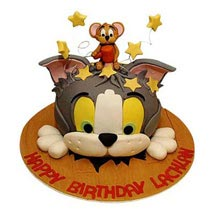 Hammering Tom Jerry: Designer Cakes Hyderabad