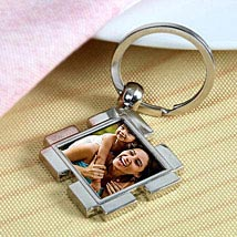 Happy Mom Personalized Keychain: Send Personalised Key Chains