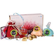 High Spirited Holi: Holi Chocolates