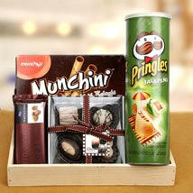 Keep Munching: New Year Gifts for Employees
