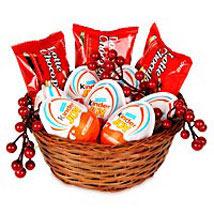 Kinder Joy Treats: Gift Baskets Bengaluru
