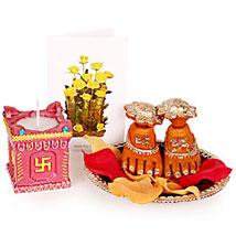 Lakshmi Charankamal Hamper: Diwali Gifts