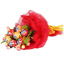 Lolipop Bouquet: New Year Gifts