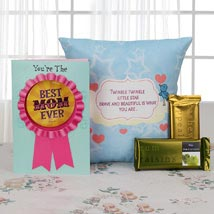 Make Her Feel Special Combo: Chocolates for Mother's Day