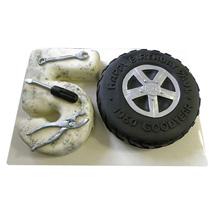 Mechanic Fondant Cake
