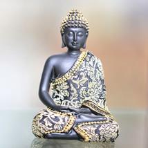 Meditating Buddha Statue: Home Decor for House Warming