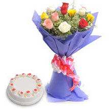 Mix Flowers n Cake: Flowers n Cakes - Mother's Day