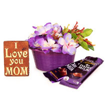 Mother Special Memento Hamper: Womens Day Gift Hampers