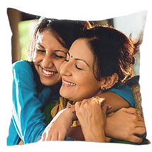 My Mother is My Best Friend Cushion: Send Personalised Cushions to Kolkata