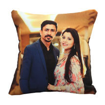 Personalize Photo Cushion: Send Gifts to Nagaur