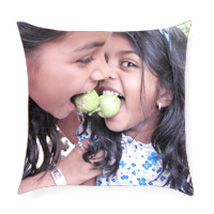 Personalize Print Cushion: Send Personalised Cushions for Friendship Day