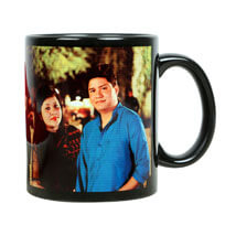 Personalized Couple Mug: Send Anniversary Gifts for Colleague
