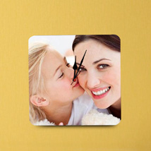 Personalized Mom Wall Clock: Send Gifts to Nagaur