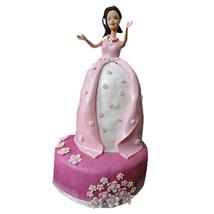 Princess Cake: Red velvet cakes
