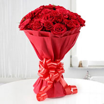 Pure Love Rose: Valentines Day Roses Indore
