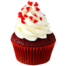 Red Velvet Cupcakes: New Year Cakes to Pune