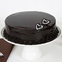 Rich Velvety Chocolate Cake: Chocolate Cakes