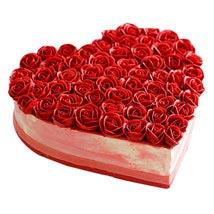 Rose Cake: Wedding Cakes Bengaluru