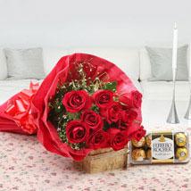 Roses N Chocolates
