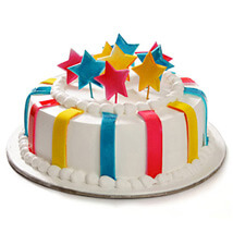 Special Delicious Celebration Cake:  Cake Delivery in Agra