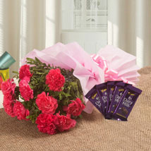 Spoil Rotten With Flowers N Flavours: Valentine Flowers Nashik