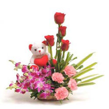 Sweet Inspiration: Flowers & Teddy Bears Noida