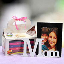 Sweet Moments With Mom: Mothers Day Personalised Photo Frames