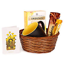 Tea Time Made Cooler: Send Boss Day Gift Hampers