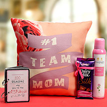 Team Mom Hamper: Perfumes to Lucknow