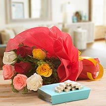 Tempting Treat: Flowers & Sweets for Mothers Day