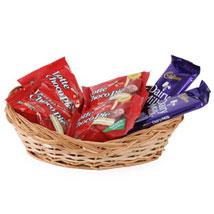 The Chocolate Basket: New Year Chocolates