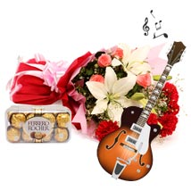 The Music of Romance: Send Flowers & Chocolates - New Year