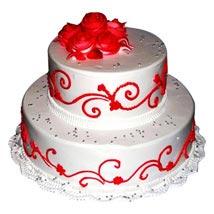 The Royal Three Tier Cake: Multi Tier Cakes
