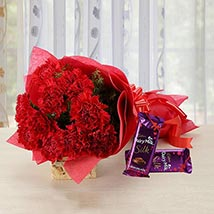 Time to Express: Send Flowers & Chocolates - New Year
