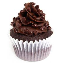 Tripple Chocolate Cupcakes: Romantic Chocolate Cakes