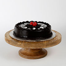 Truffle Cake: Send Anniversary Cakes for Wife