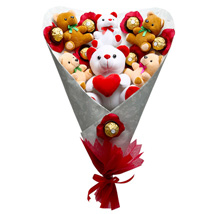 Ultimate Indulgence: Send Valentine Gifts to Faridabad