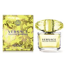 VERSACE YELLOW DIAMOND EDT Spray 90ML:  Perfumes for Womens Day