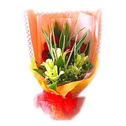 Bouquet of Red Roses MAL